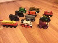 Thomas The Tank Engine Wooden Trains bundle