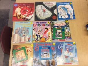 Over 30 Children's Books with CDs