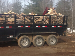 Hardwood firewood best quality $250/Bush cord
