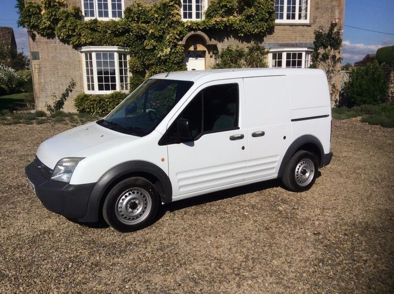 Ford Connect T200 SWB 75 TDCI