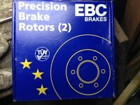 Bmw 3 series e90 e91 e92 e93 ebc front brake discs