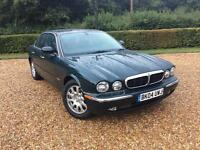 Jaguar XJ Series 3.0 auto v6 !! ONLY 86000 MILES FSH !!