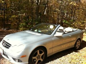MERCEDES CONVERTIBLE FOR SALE