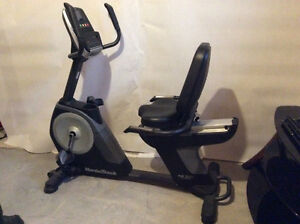 Nordic Track Eliptical / Recumbant Bike
