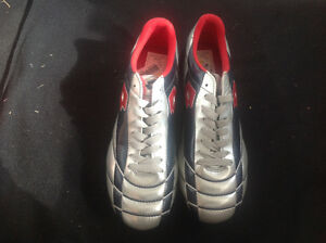 Soccer cleats. Size 7 never used