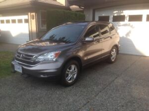2010 Honda CR-V  RV Tow Equipped