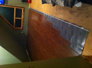 290 square feet of laminate flooring for sale!  Still in box!