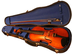 117 year old violin for sale