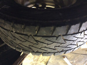 "GMC 16 "" tires and rims... FREE"