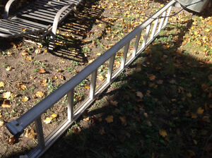 Ladder about 10 footer , only 35  dollars Kitchener / Waterloo Kitchener Area image 2