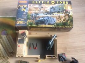 Hornby battle zone