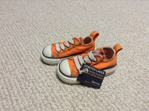 Brand new with tags size 3 converse