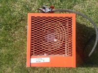 Industrial portable heater for sale