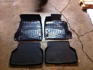 WeatherTech Floor Mats for BMW 528i (E60/E61) - $80