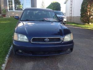 2004 Subaru Legacy Autre
