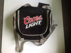 COORS LIGHT SMALL COOLER BAG