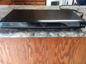 Panasonic Blu Ray Player and remote