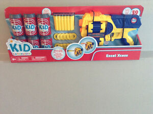 Nerf style shooter
