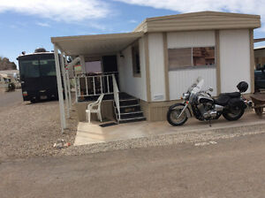 Vacation mobile in Yuma Arizona