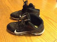 Nike football Cleats.