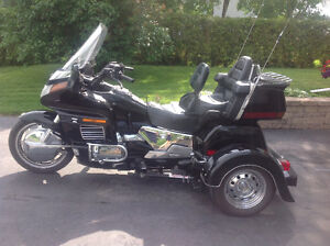 Moto Honda Goldwing