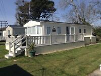 Holiday caravan hoburne bashley with this years rent paid