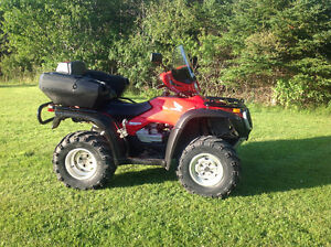 For Sale 2006 Honda Rubicon 500