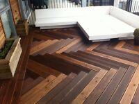 Experienced tiler, carpenter, painter, decorator, decker, general handyman & interior designer