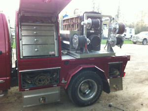 2007 Dodge Power Ram 3500 Laramie welding rig