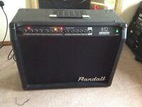 Randall Guitar Amp