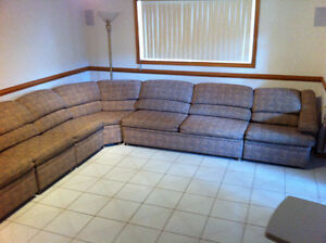 8 pieces sectional couch Windsor Region Ontario image 8