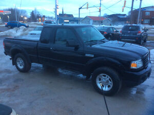 2009 Ford Ranger Sport Extracab 3.0 v6 auto 2wd Oct MVI $5600.00
