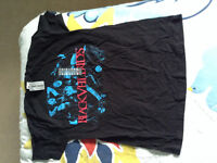 3 large shirts from HOT TOPIC, never worn