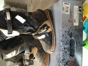 THOR Dirt bike boots size 2
