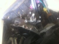 Zafira gearbox for a 1.6