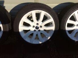 Range Rover wheels 20 inch