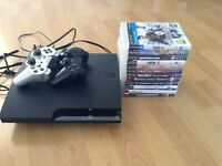 PS3 slimline 500g console
