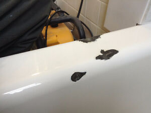 Chipped Appliances  Acrylic and Steel Bathtub  Repair Windsor Region Ontario image 1