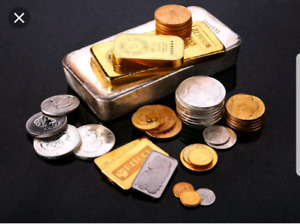 Will buy used Silver & Gold