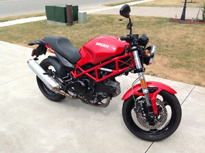 2007 Ducati Monster in Mint Condition