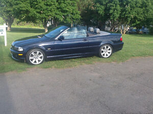2002 BMW 3-Series Sport package Convertible