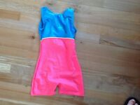 Girls brand new gymnastics suits