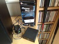 Project phono box pre amplifier
