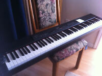 Clavier Yamaha P90 88 notes