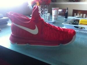 Great Shape Mens' Red Nike Sneakers SIZE 11