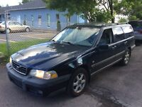1999 Volvo V70 Cuir/sunroof Familiale