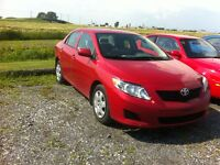 2010 Toyota Corolla CE.    AUTO-AIR-DOOR LOCK.    6250$$$