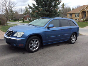 2007 Chrysler Pacifica Limited Wagon