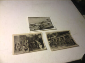 Antiques 3 PC Photo Haw Par Mansion and Hong Kong's Lost Chinese