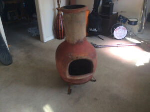 Clay chimney for sale